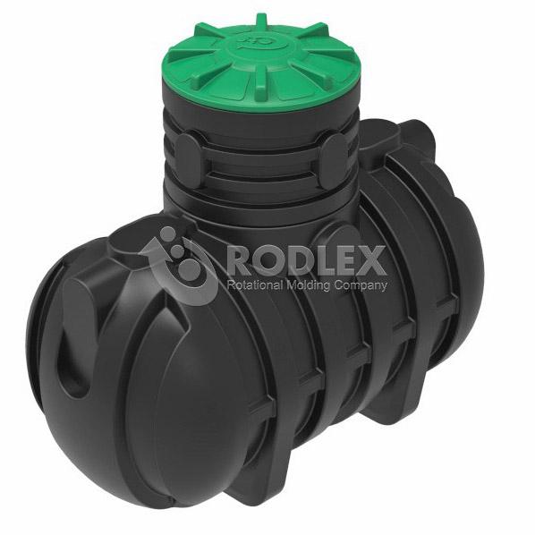 Емкость канализационная для септика РОДЛЕКС 2000 л